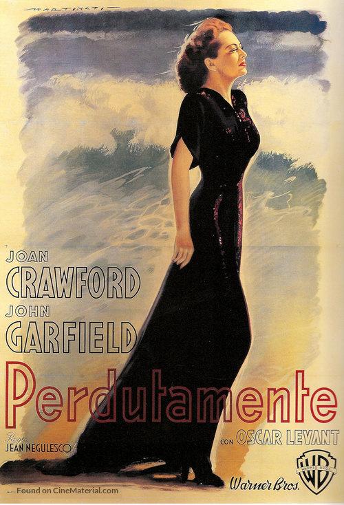 Humoresque - Italian Movie Poster