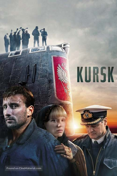 Kursk - Belgian Movie Cover
