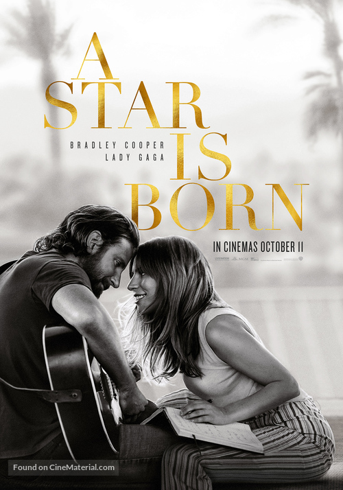 A Star Is Born - Lebanese Movie Poster