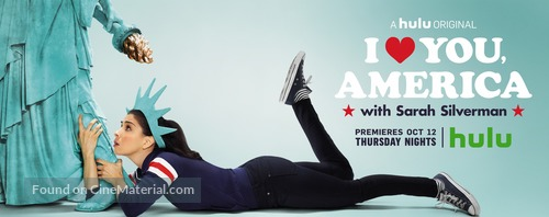 """I Love You, America"" - Movie Poster"