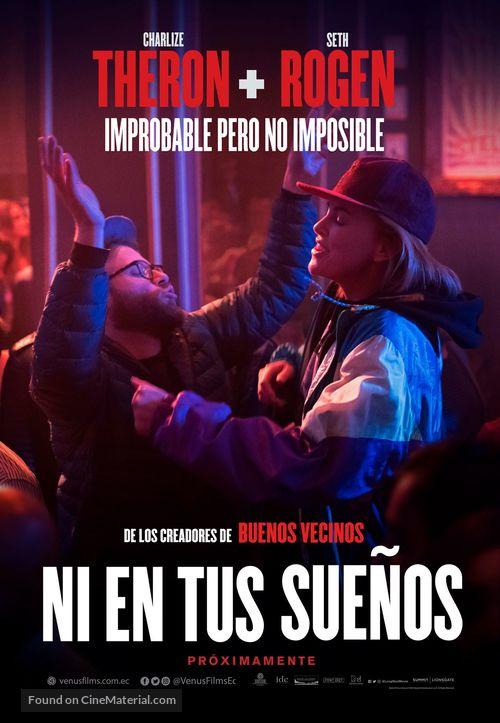 Long Shot - Ecuadorian Movie Poster