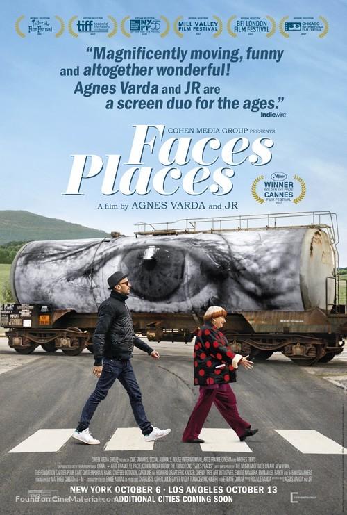 Visages, villages - Movie Poster