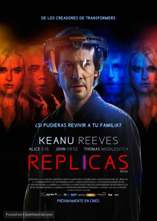 ผลการค้นหารูปภาพสำหรับ replicas film poster