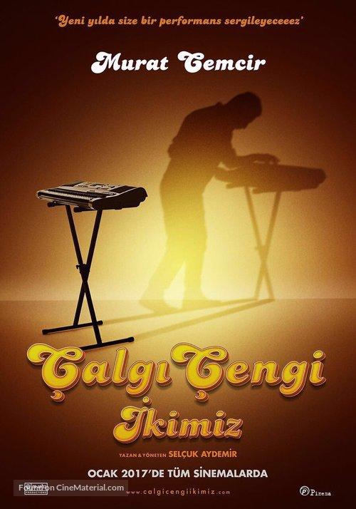 Çalgi Çengi Ikimiz - Turkish Movie Poster