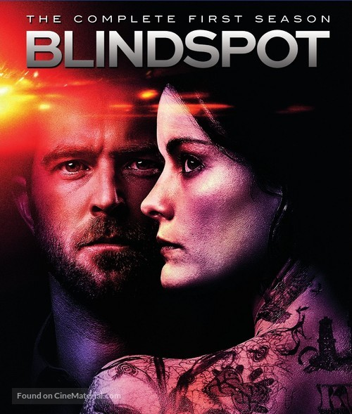 """Blindspot"" - Movie Cover"