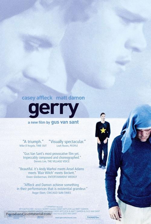 Gerry - Movie Poster