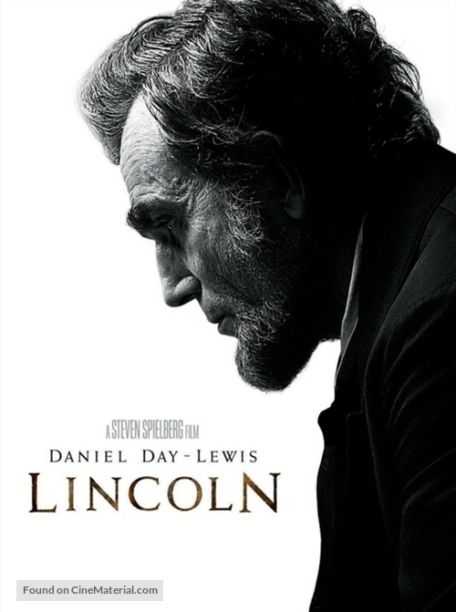 Lincoln - DVD movie cover