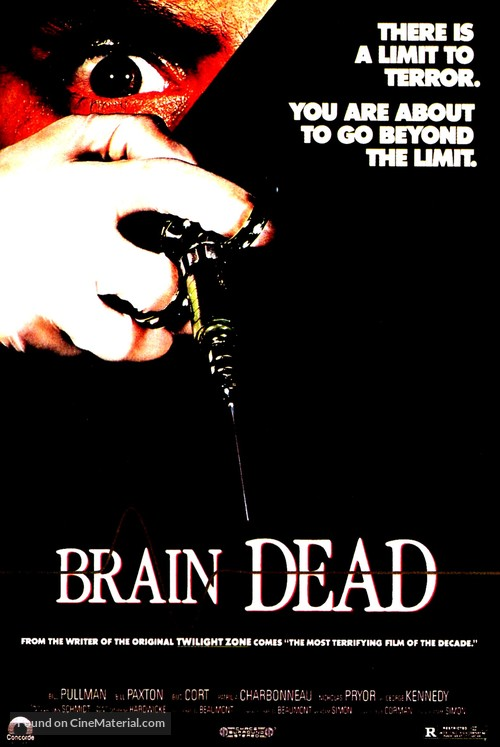 brain dead 1990 full movie