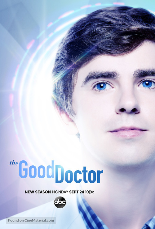 """""""The Good Doctor"""" - Movie Poster"""