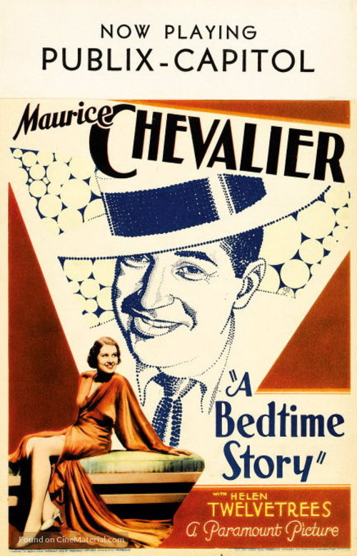 A Bedtime Story - Movie Poster