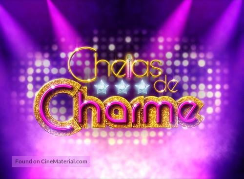 """Cheias de Charme"" - Brazilian Logo"