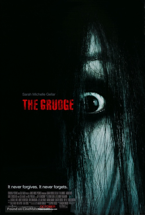 The Grudge - Movie Poster