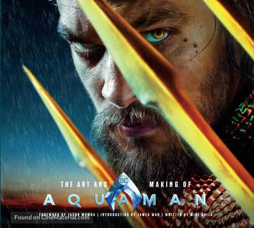 Aquaman - British poster
