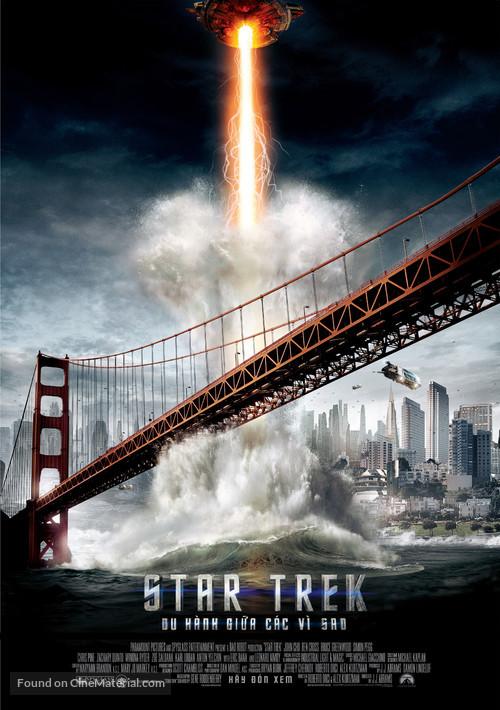 Star Trek - Vietnamese Movie Poster