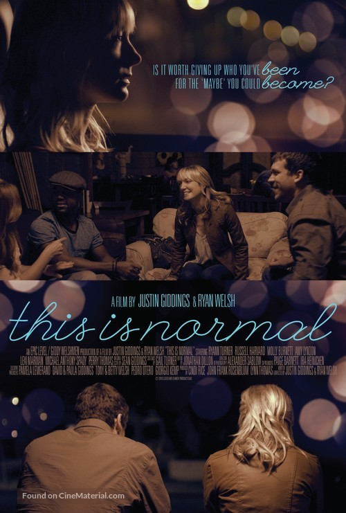 This Is Normal - Movie Poster
