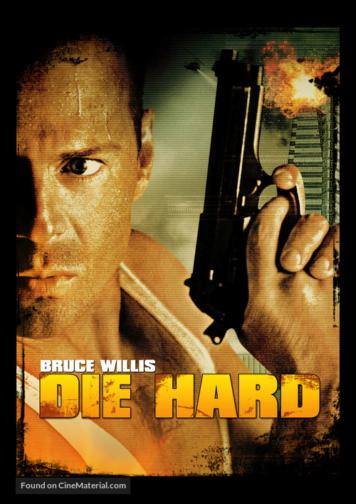 Die Hard - Movie Poster