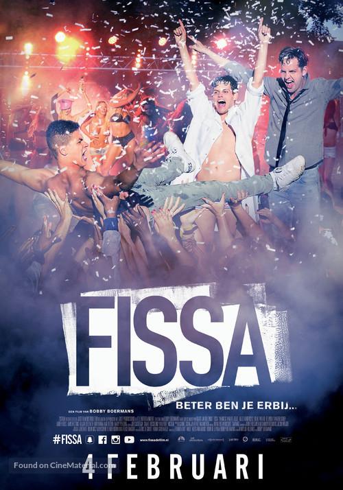 Fissa - Dutch Movie Poster