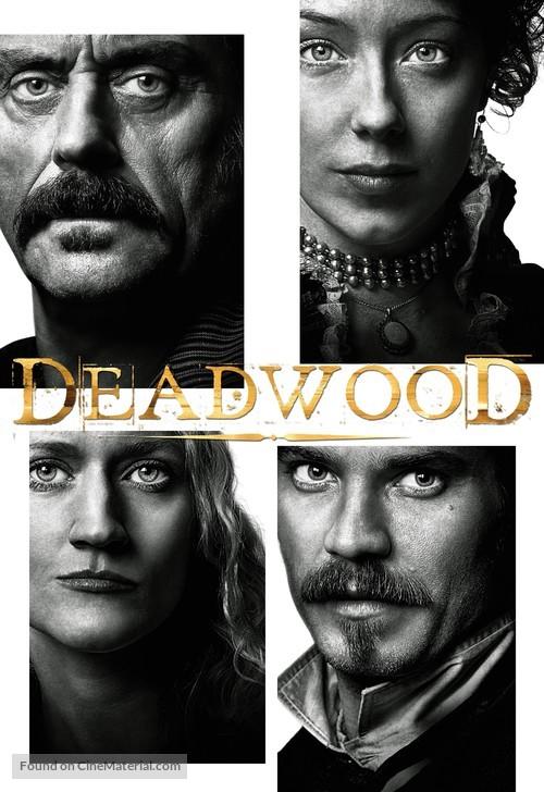 """Deadwood"" - Movie Poster"