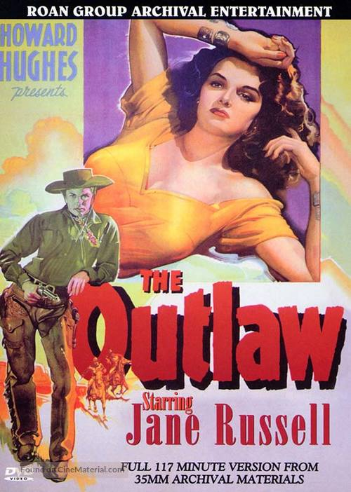 The Outlaw - DVD movie cover