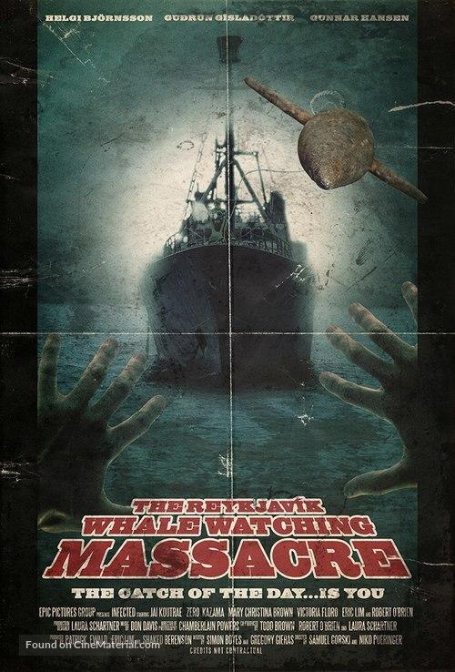 Reykjavik Whale Watching Massacre - Movie Poster
