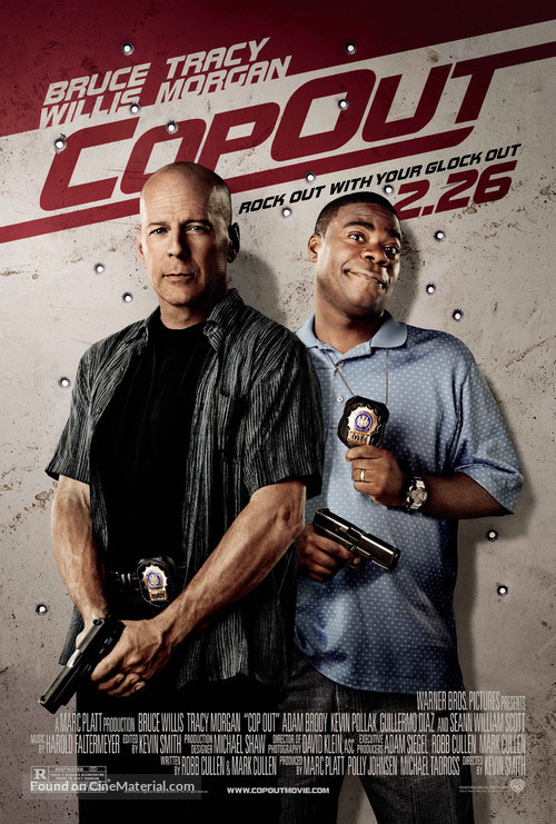 Cop Out - Movie Poster