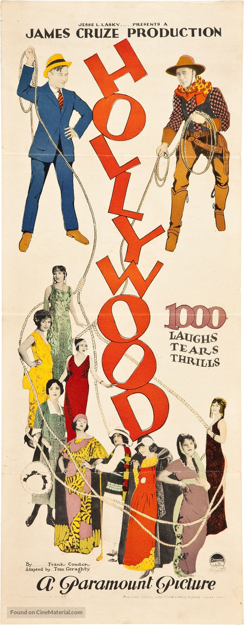 Hollywood - Movie Poster