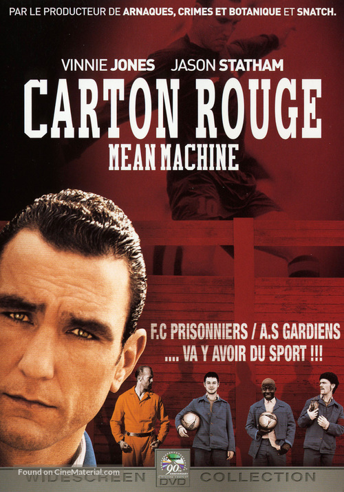 Mean Machine - French DVD movie cover