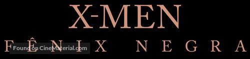 X-Men: Dark Phoenix - Brazilian Logo