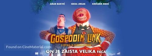 Missing Link - Croatian Movie Poster