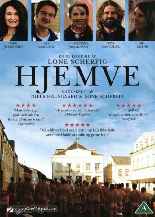 Hjemve - Danish Movie Cover