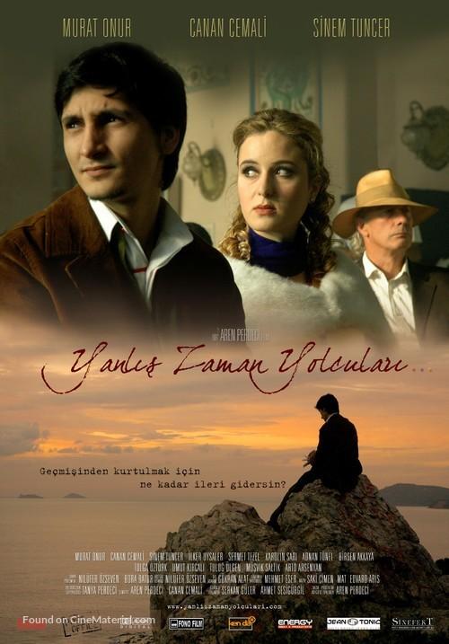 Yanlis zaman yolculari - Turkish Movie Poster