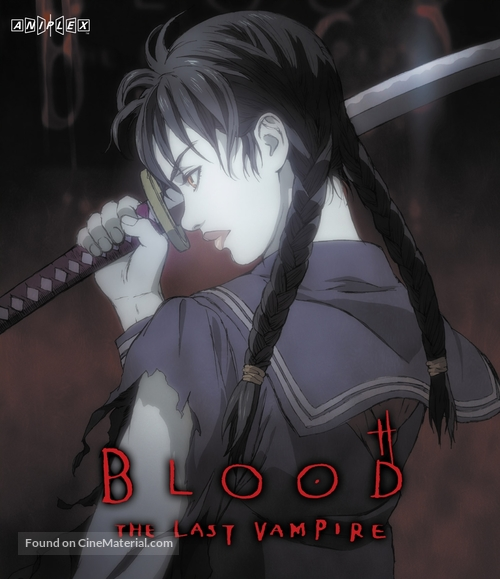 Blood: The Last Vampire - Movie Cover