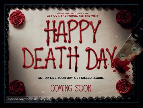 Happy Death Day (2017) ORIGINAL Untouched AC3 DD 5.1CH 640Kbps Hindi Audio 440MB Download