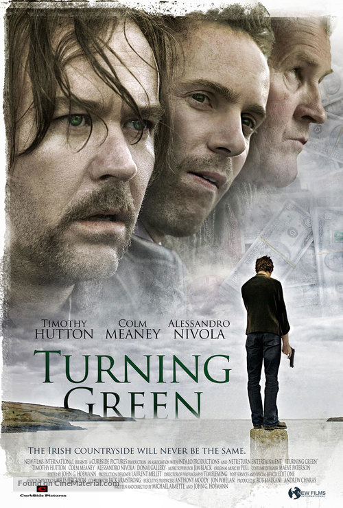Turning Green - Movie Poster