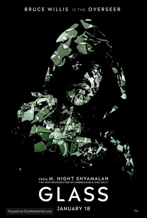Glass - Movie Poster