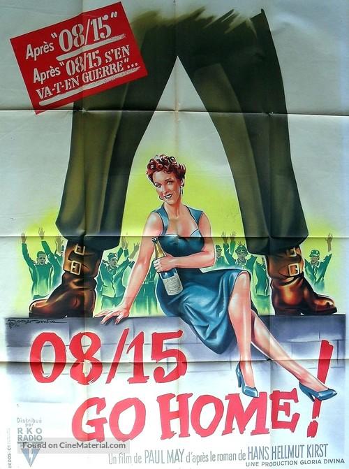 08/15 - In der Heimat - French Movie Poster