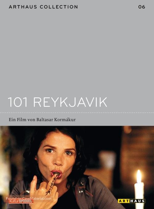101 Reykjavík - Movie Cover