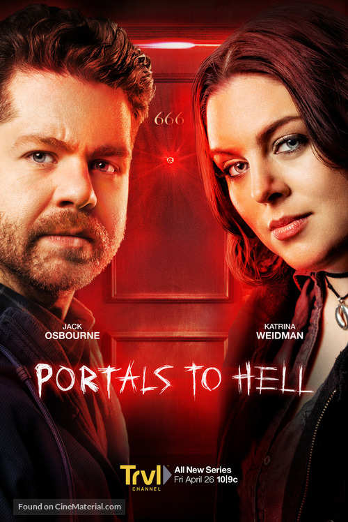 """Portals to Hell"" - Movie Poster"