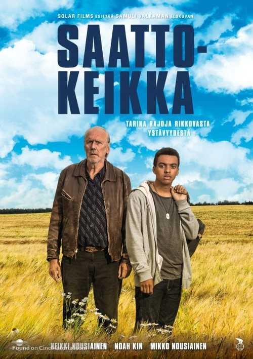 Saattokeikka - Finnish DVD movie cover