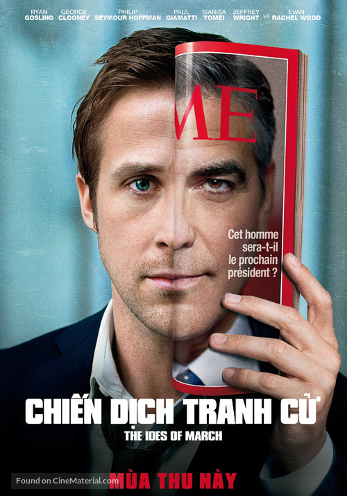 The Ides of March - Vietnamese Movie Poster