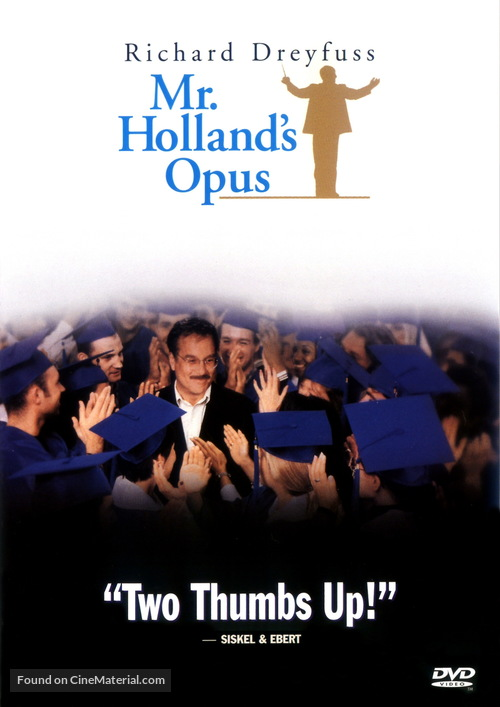 Mr. Holland's Opus - DVD cover