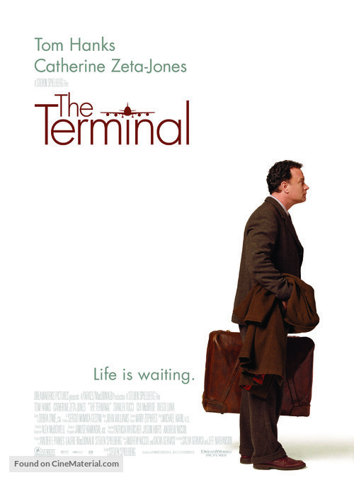 The Terminal - Movie Poster