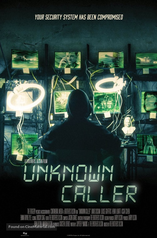 Unknown Caller - Movie Poster