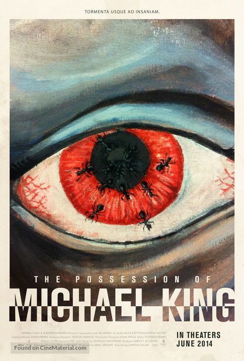 the possession of michael king movie