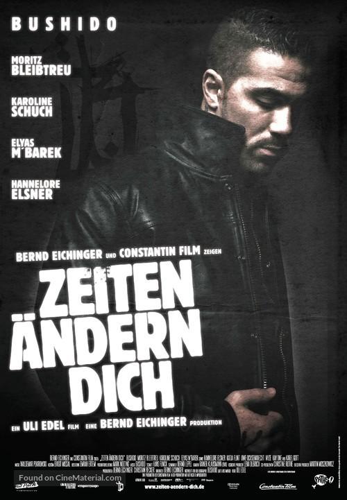 Zeiten ändern Dich - Swiss Movie Poster