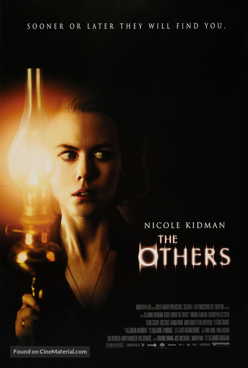 The Others - Movie Poster