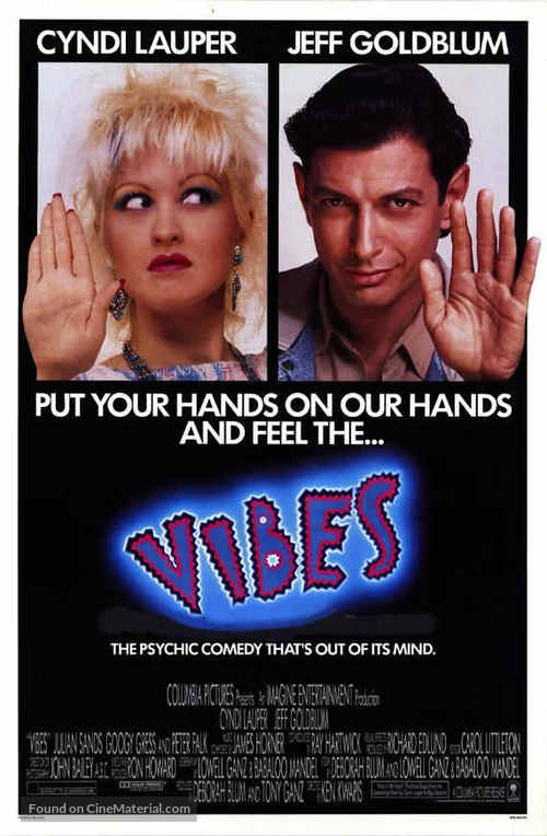 Vibes - Movie Poster