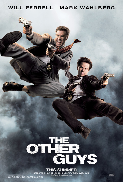 The Other Guys - Movie Poster