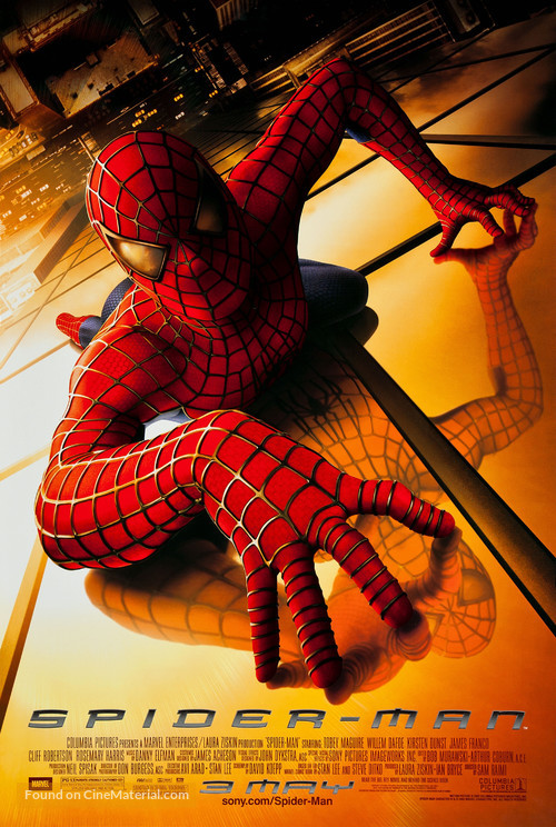 Spider-Man - Advance poster