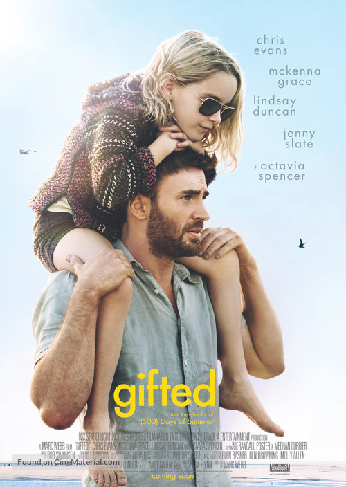 Gifted - Movie Poster